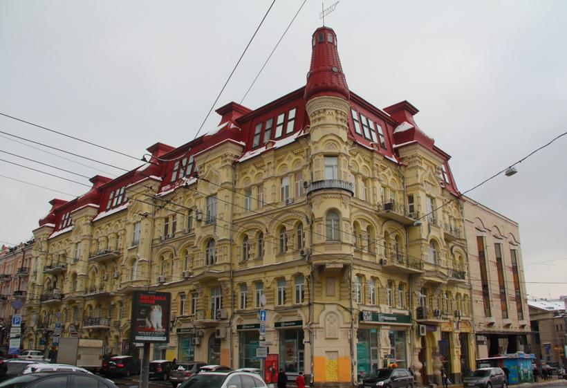 16 самых красивых зданий Киева