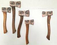 Художница из Лос-Анджелеса превращает старый хлам в произведения искусства