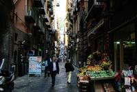 Типичная улица Неаполя