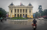 После дождя в Ханое