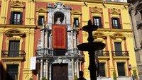 Дворец на площади del Obispo