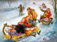 Масленица: как языческий славянский праздник оказался в православном календаре