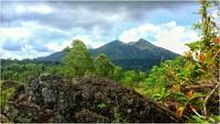 Бали. Затухший вулкан