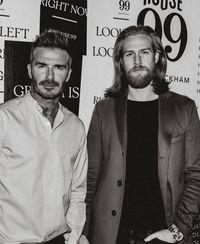 Как застенчивый британец отрастил бороду, которая полностью изменила всю его жизнь