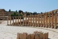 Древний Джераш - один из наиболее сохранившихся древних городов