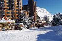 На горнолыжных курортах Черногории в феврале жизнь бьёт ключом