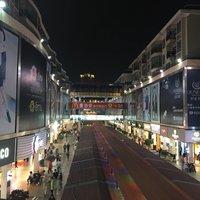 Торговая улица Дзефан