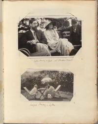 Гарвардский университет опубликовал личный фотоальбом Вирджинии Вулф