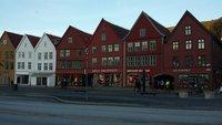 Ганзейская набережная в Бергене