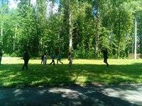 Детский парк отдыха