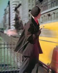 Какими были гламурные красавицы на страницах глянцевых журналов 1940-х