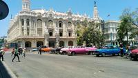 Гламурные кубинские такси