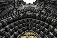 Величественный Кельнский собор