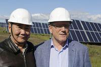 Чудо Батагая: в заполярном поселке работает самая северная солнечная станция в мире