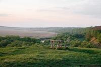 Магия утра: рассвет над Ишутинским городищем