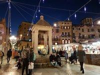 Рождественская ярмарка в Вероне