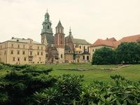 Вавельский замок, Краков, Польша