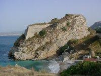 Пляж Palaiokastro