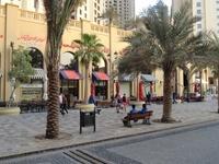 На улице в Дубае