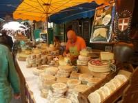 Фермерский рынок в Анси