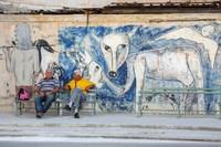 Колоритные снимки яркой, современной уличной жизни в Гаване