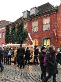 Рождество в голландском квартале