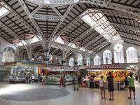 Валенсия — Центральный рынок