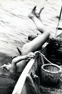Никаких мужчин: исключительно женская профессия ныряльщиц в Японии