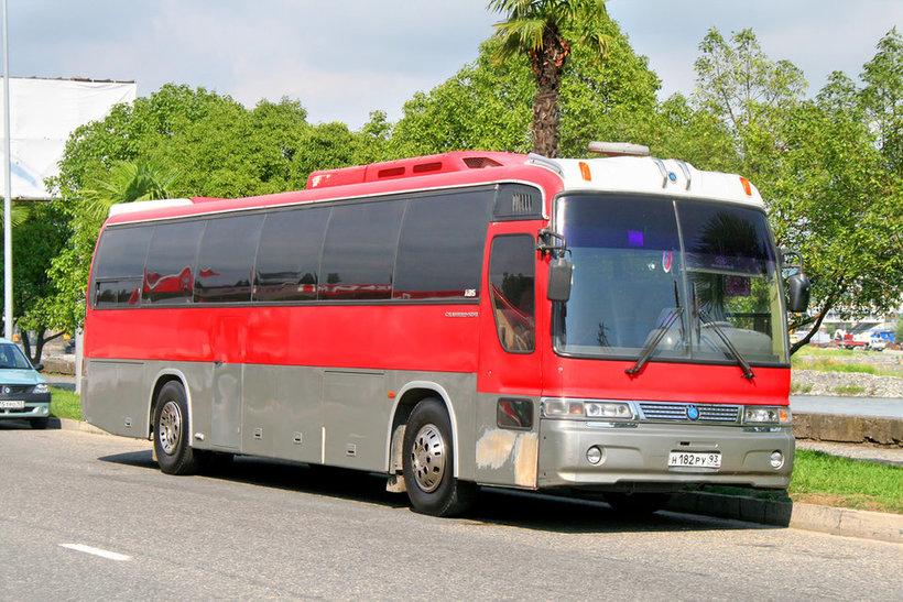 Актуальное расписание автобусов из сочи в анапу с указанием автовокзалов, маршрутов, времени в пути и графика следования.