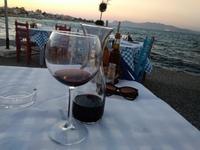 Ресторан на острове Кос