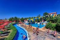 Аквапарк «Water City» в июле.