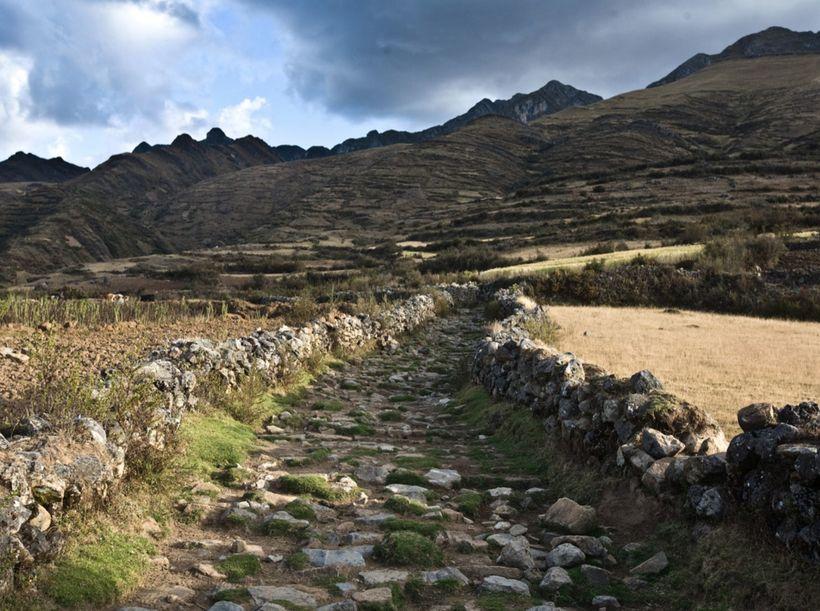 Дороги инков — грандиозная дорожная сеть, аналогов которой нет в мировой истории