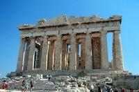 Наслаждаюсь прекрасным — афинский Акрополь