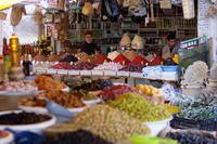 Марокко, рынок специй в Касабланке
