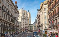 Мадрид: прогулка по городу