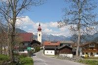 Австрия, апрель