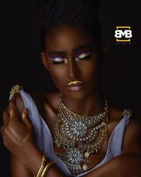 Фотограф из Нигерии показывает уникальную и разнообразную красоту жителей Африки
