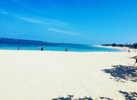 Пляж Nusa dua утром