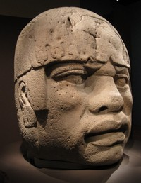 Загадки одной из самых древних цивилизаций Америки: каменные головы ольмеков