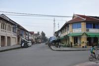 Камбоджа, на улицах города Кампот