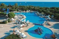 Территория отеля Грин Макс, Турция