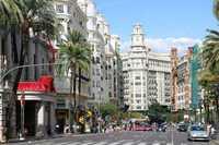 Испания, знакомство с Валенсией