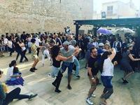 На фестивале Ibiza Swing Fun