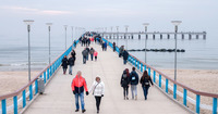 Паланга: прогулка к морю