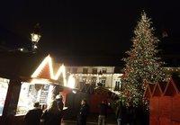 Новый год и Рождество в Дюссельдорфе