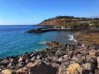 каменистые пляжи острова Тенерифе