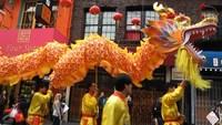 Китайский Новый год в Сан-Франциско