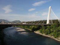 Конструкция моста необычна