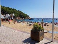 Пляж Тамариу, Палафружель, Каталония