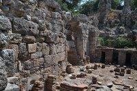 В древнем городе Фазелис